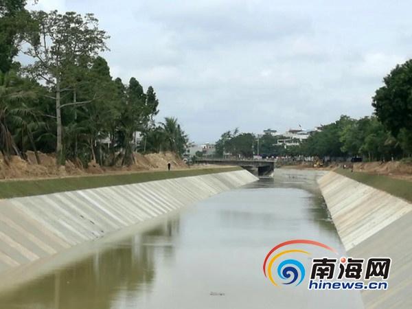 松涛续建与节水改造工程完成松涛水库今日开闸放水