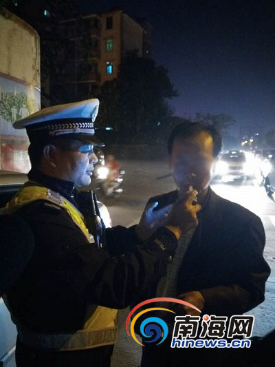 <b>严查酒驾!交警部门开展查处酒驾行动多名违法人员受到处罚</b>