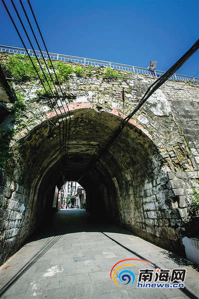 海南周刊 古城墙和故居祠堂:千年府城的建筑符号
