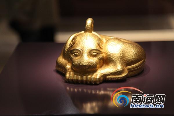 "<b>海南博物馆春节期间推两大展览西汉""金兽""将亮相</b>"