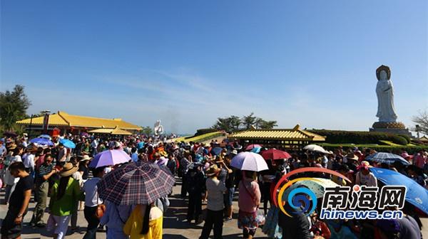 三亚春节黄金周第五日:旅游饭店平均开房率达82.09%