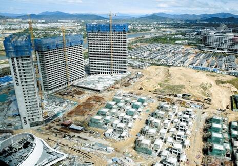亚特兰蒂斯酒店年底开业 三亚旅游开启3.0时代