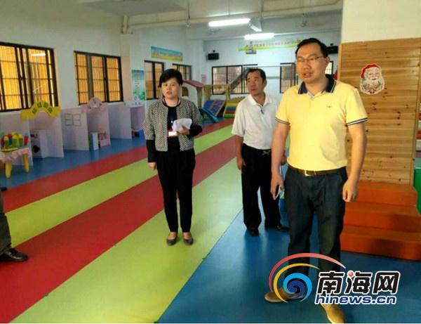 """三亚吉阳区优化学前教育环境取缔29所""""黑幼儿园"""""""