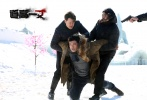 《道高一丈》探班 聂远谭凯零下20度变冰棍双雄