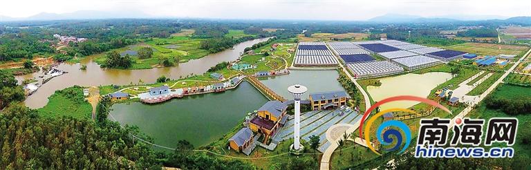 屯昌加快发展全县域循环农业助推经济发展