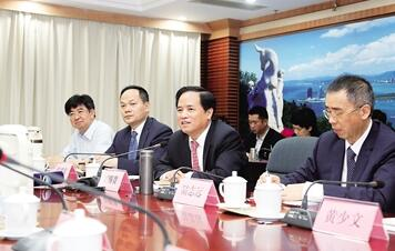 刘赐贵:把三亚国际化水平提新水准、推新高度