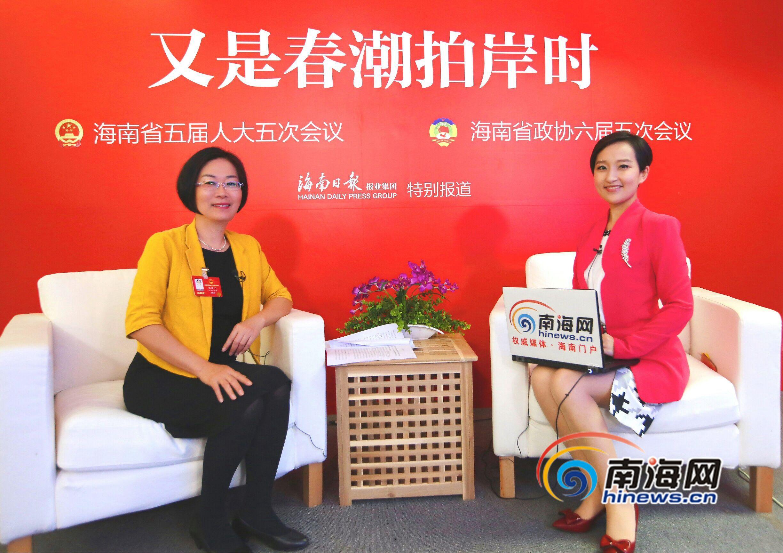【E访谈】白沙县委书记:今年将发展绿茶等特色产业 打造特色小镇