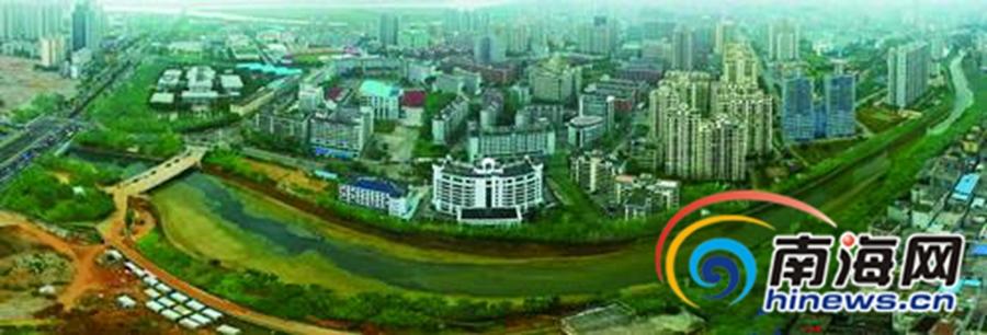 海口美舍河凤翔公园段生态修复治理或3月中旬完工