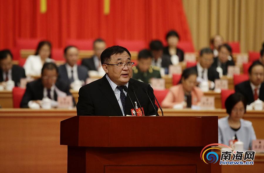 海南省人大常委会2017年拟审议法规17件 加强