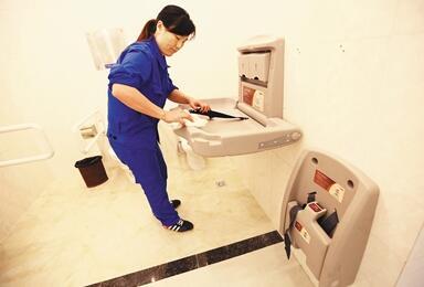 第三卫生间已在三亚5个景区建成使用