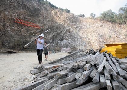三亚今年拟修复35个受损山体 总面积约41万平米