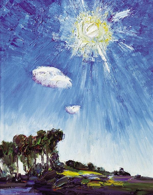 海南周刊|画家刘运良:被爱温暖过的艺术