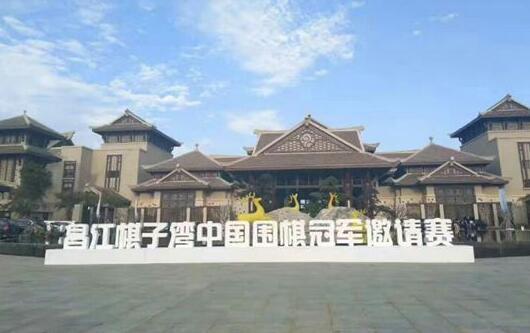 首届昌江棋子湾围棋冠军邀请赛全程回顾