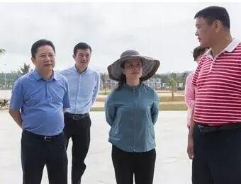 陈笑波:完善设施打造旅游精品提升文昌知名度