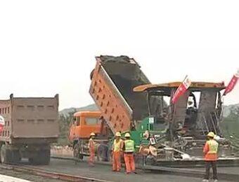 文昌滨海旅游公路昌铺段预计10月份建成通车