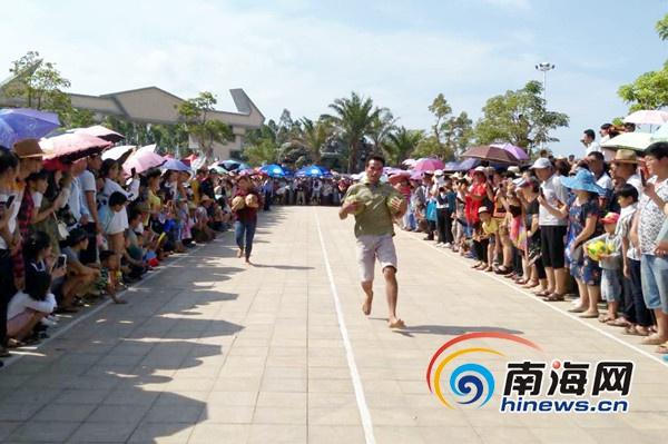 """东方""""三月三""""举办民俗活动市民游客共度传统佳节"""