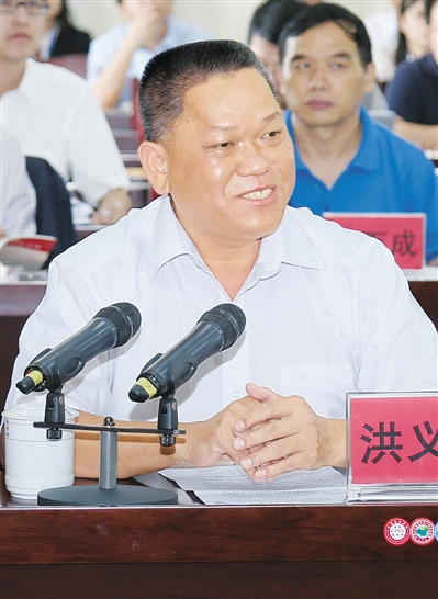 海南省基层共产党员洪义乾:在美丽乡村里带着村民持续致富