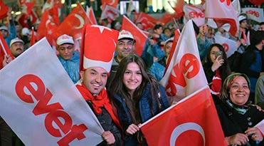 土耳其修宪草案在公投中通过