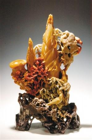 青田石雕的历史追溯