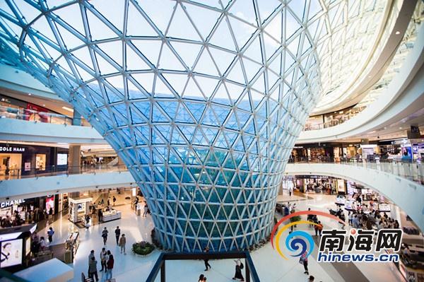 海南离岛免税政策六周年三亚国际免税城迎客2500万人次