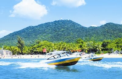 """三亚创新""""旅游+""""模式推进全域旅游全方位发展"""