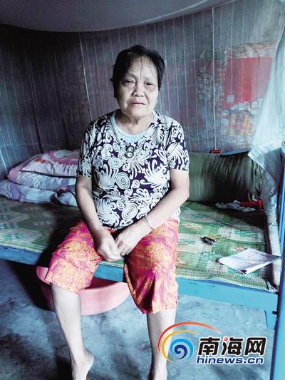 海南居家养老服务筑起老人温暖的家
