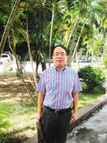 海南大学教授姜宏入选中国工程院2019院士增选候选人