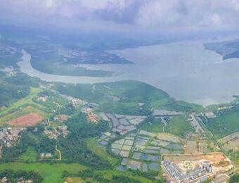 文昌八门湾海上森林公园预计2017年国庆节开园