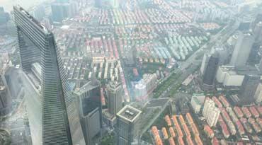 """""""上海之巅""""观光厅向公众开放"""