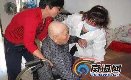 29年她只做了一件事给文昌200多个老人孤儿一个家