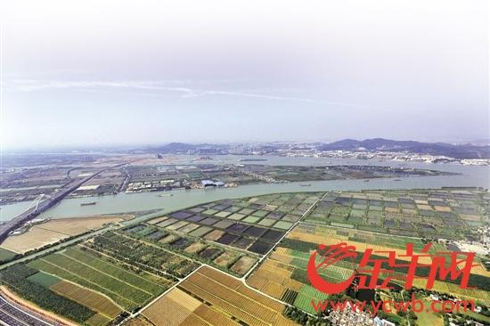 南海网 新闻中心 国内新闻 中国动态    南沙明珠湾横沥岛上将崛起