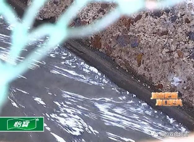 海口:一天摸排百余口检查井又一污染源被揪出!