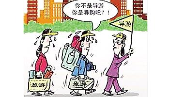涉嫌擅自改行程增加购物点海南4家旅行社被停业整顿