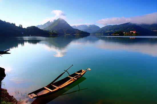 湖北风景 gif