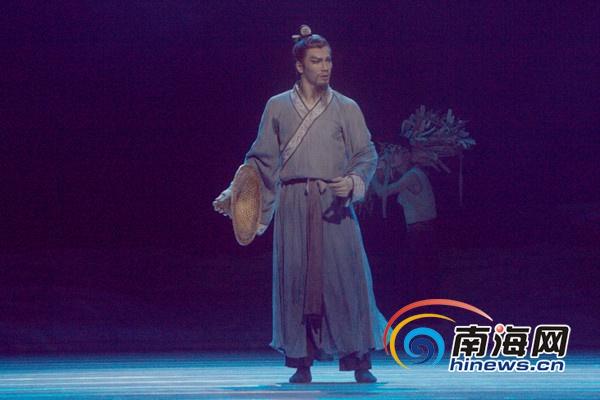 原创民族舞剧《东坡海南》惠州上演获一致好评
