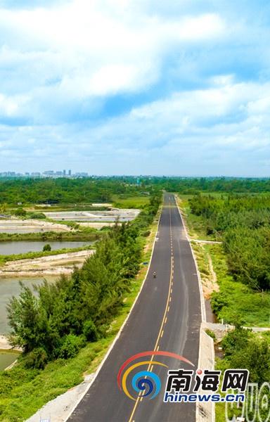 文铜公路主体工程完工6月底通车