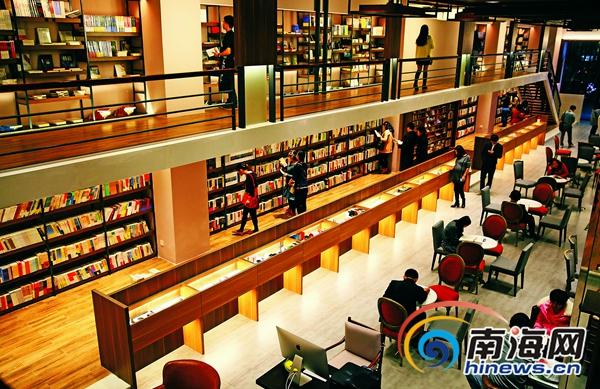 海南计划在海口三亚等中心城市新建大中型书城2至3个