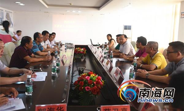 三亚市人民医院与乐东开展医疗合作 资源共享促发展