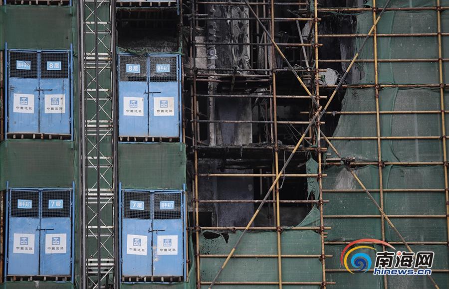 海航豪庭火灾无人员伤亡省政府:举一反三避免再次发生