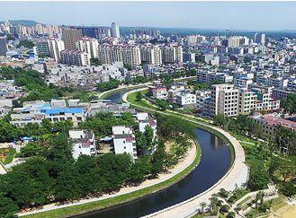 儋州中湖公园7月将向市民开放 总投资约1123万元