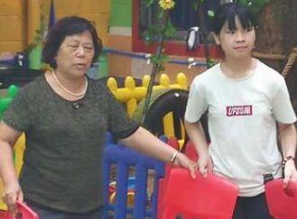 孩子别怕,有园长奶奶!儋州遗孤被收养13年盼落户