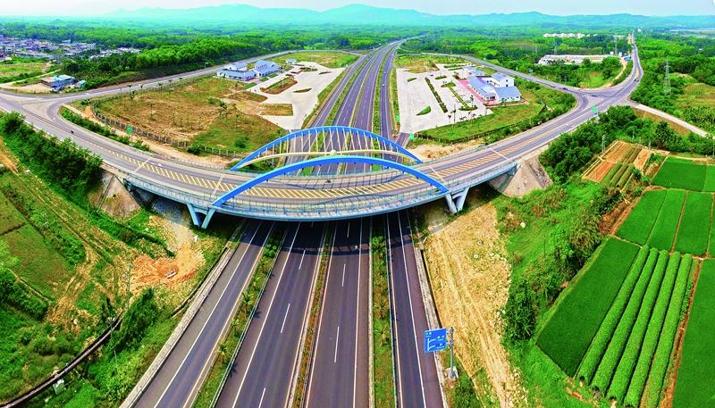 """海南加快""""田""""字型高速路网""""合围"""" 将实现县县通高速"""