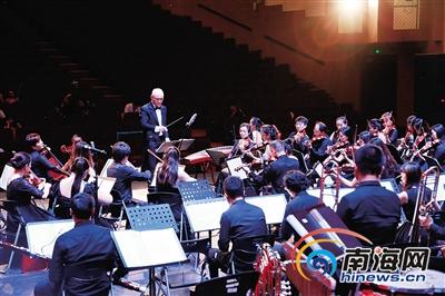 音乐的世界那么大,这群海大师生为什么独独偏爱交响乐