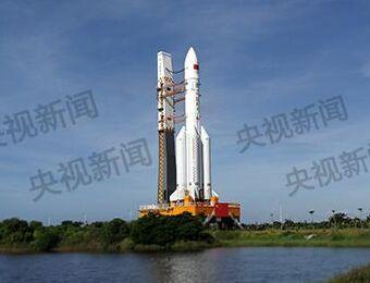 长征五号遥二火箭7月2日至5日在文昌择机发射