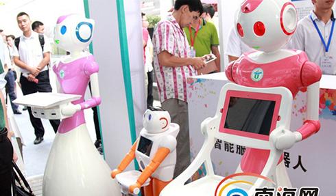 海南文化创意产品引关注 玩转海南元素为科技点睛