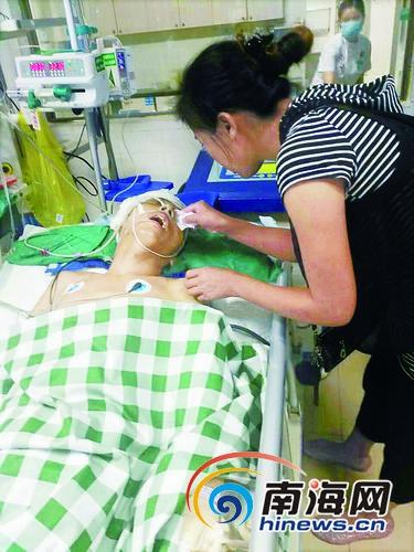 """东方一工地工人昏迷20多天仍未醒因何受伤是个""""谜"""""""