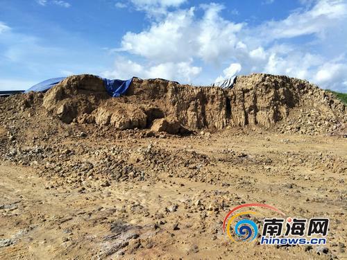 屯昌村民投诉砖厂偷拉粘土烧制红砖相关部门调查
