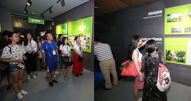 网媒记者探访海口演丰红树林主题民宿
