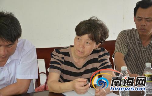莲堆村第一书记陈珍英:带领村民尝试多项生态农业