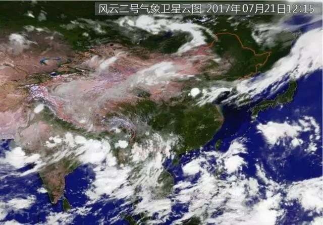 南海中部海面热带扰动可能23日发展成热带低压